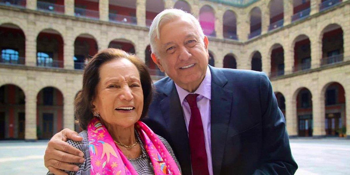 AMLO acudirá al Senado para entregar Medalla Belisario Domínguez a la senadora Ifigenia Martínez: Monreal