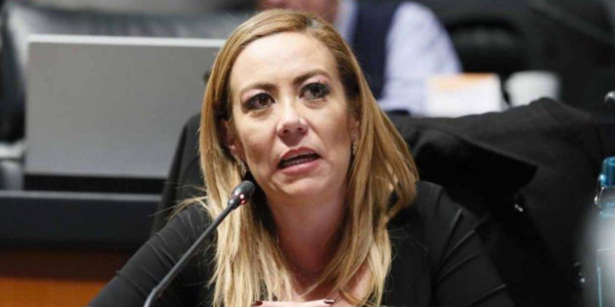 Senadora Alejandra 'la Wera' Reynoso, fue diagnosticada con cáncer de mama
