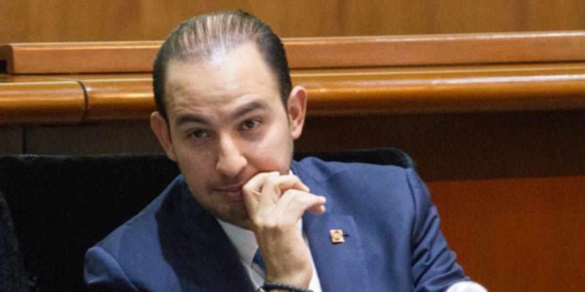 Marko Cortés asegura que alianza Va por México no tiene razón de ser si algún partido se sale del acuerdo