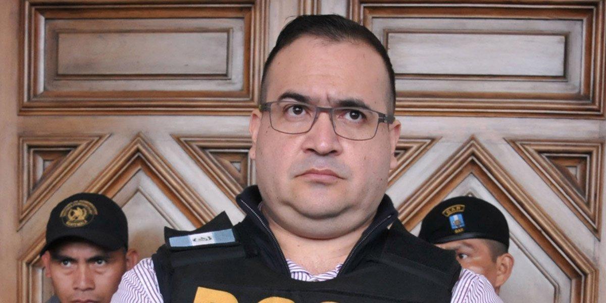 Aíslan a Javier Duarte, exgobernador de Veracruz, por sospecha de COVID-19 en Reclusorio Norte