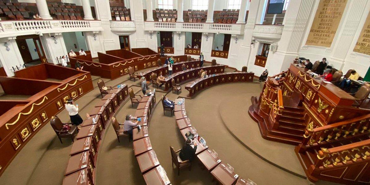 Cada vez más cerca el humo blanco en reparto de comisiones en Congreso de CDMX