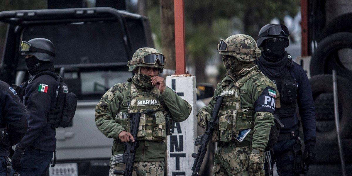 Llegan a Michoacán 500 efectivos federales y estatales ante ola de violencia