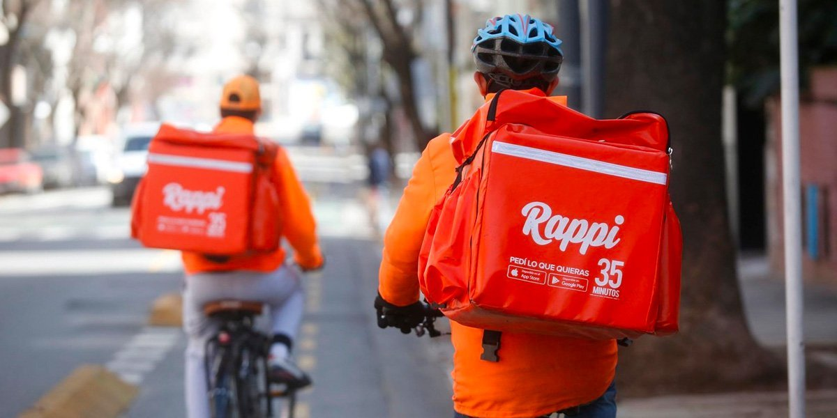 Repartidor de Rappi se vuelve viral al tratar de rescatar a joven de secuestro