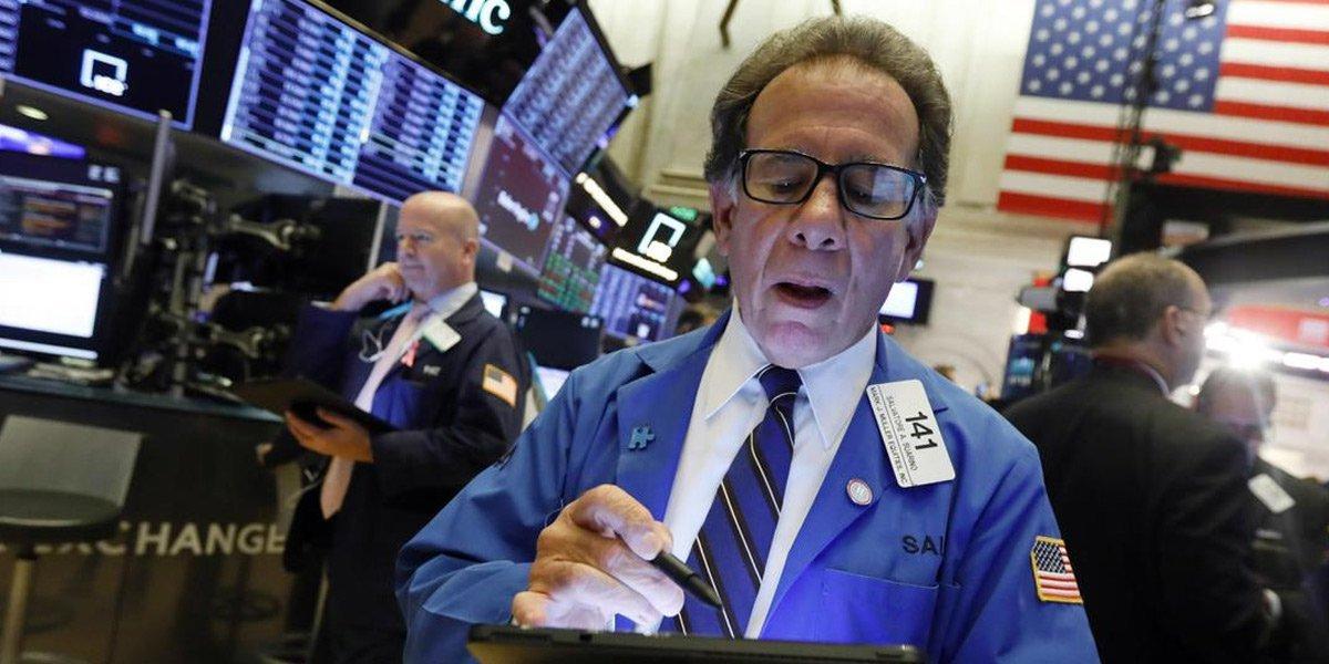Morgan Stanley advierte caída de mercado accionario en Nueva York del 20%