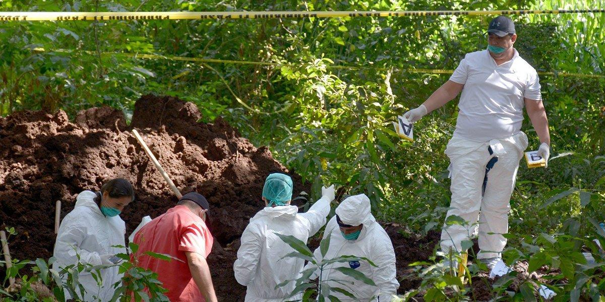 Fiscalía de Sonora identifica restos de 5 de los 10 yaquis reportados como desaparecidos
