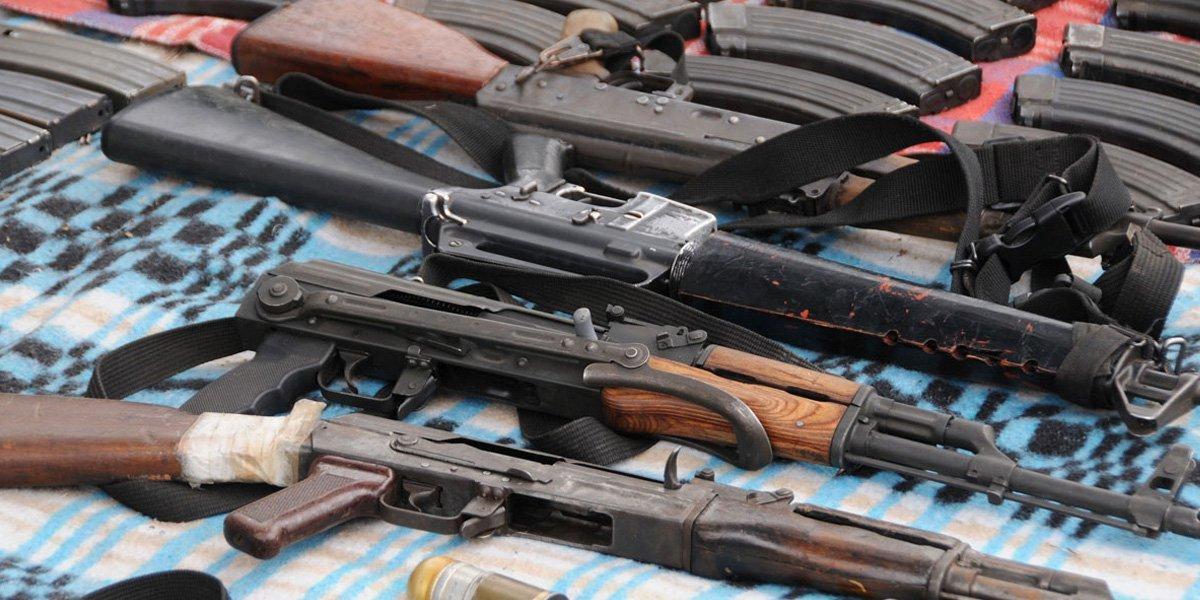 Fabricantes de armas de fuego en EUA irán en bloque ante demanda civil de México