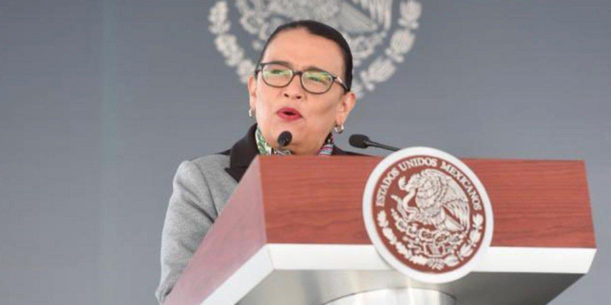 Población en todos los municipios fronterizos ya está vacunada contra COVID-19: Rosa Icela Rodríguez