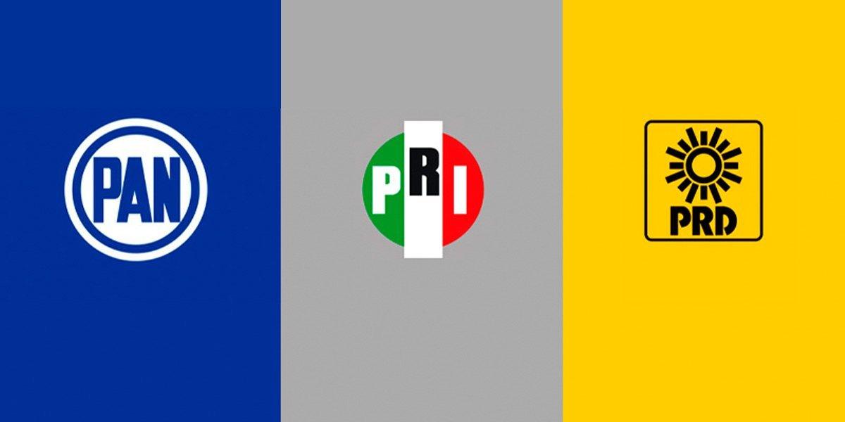 Afirman que a pesar de los cruces mediáticos, la alianza entre PAN, PRI y PRD se mantiene firme