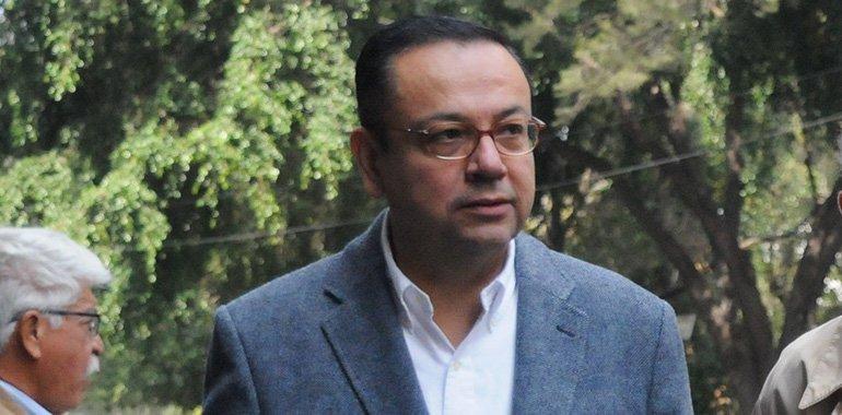 Jucopo en Senado oficializa relevo de Germán Martínez de la presidencia de Comisión de Puntos Constitucionales