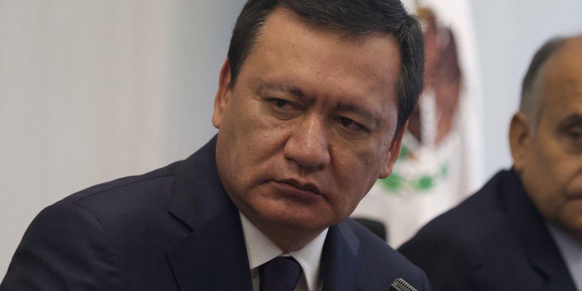 Osorio Chong descarta cambios a estatutos para que PRI dé aval a reforma eléctrica de AMLO