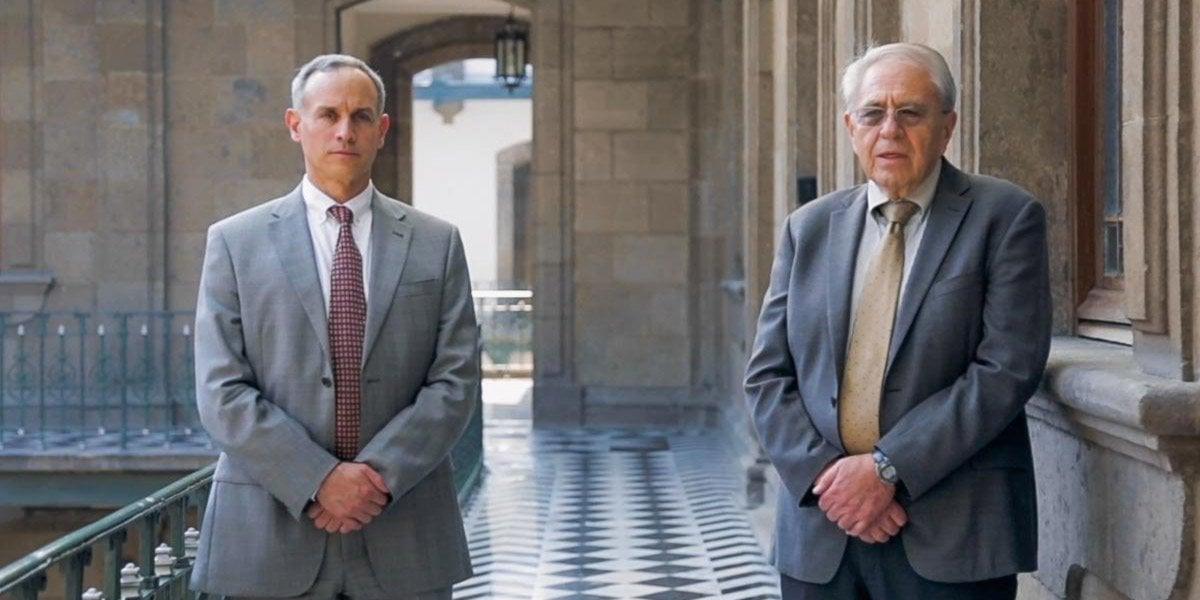 Senado cita a comparecer a Jorge Alcocer, López-Gatell y Ferrer el 15 de octubre