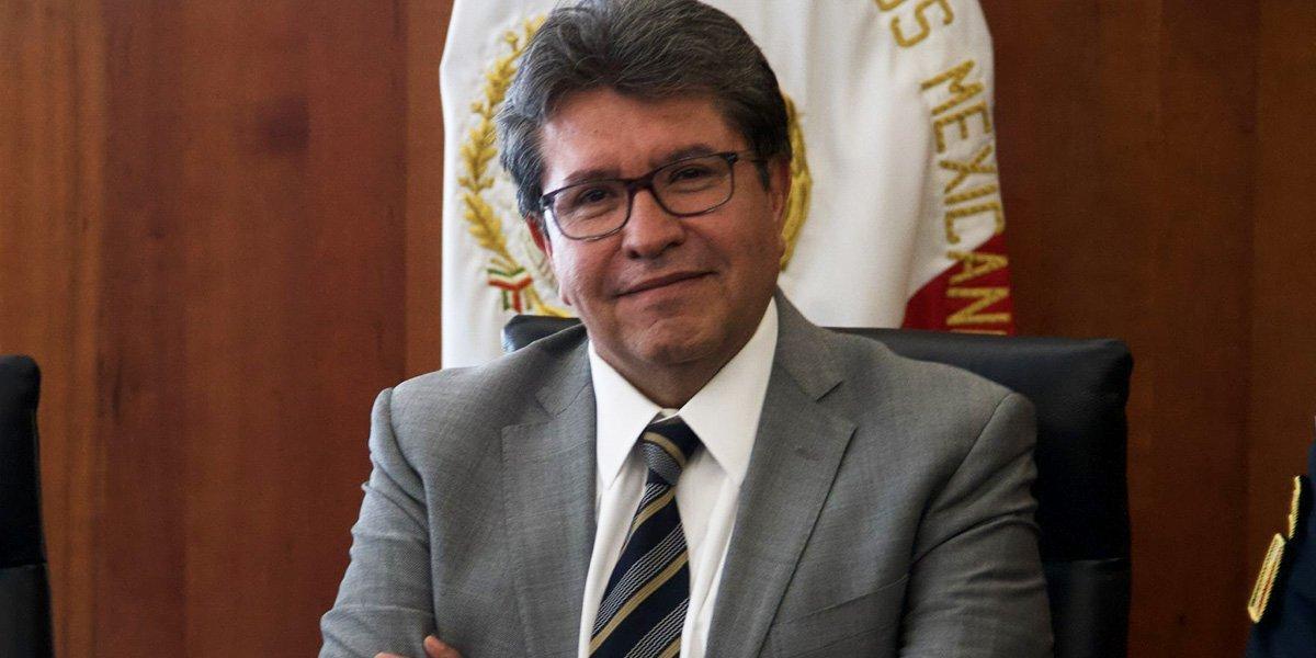 Monreal celebra que AMLO no tenga favoritos rumbo a la sucesión presidencial de 2024