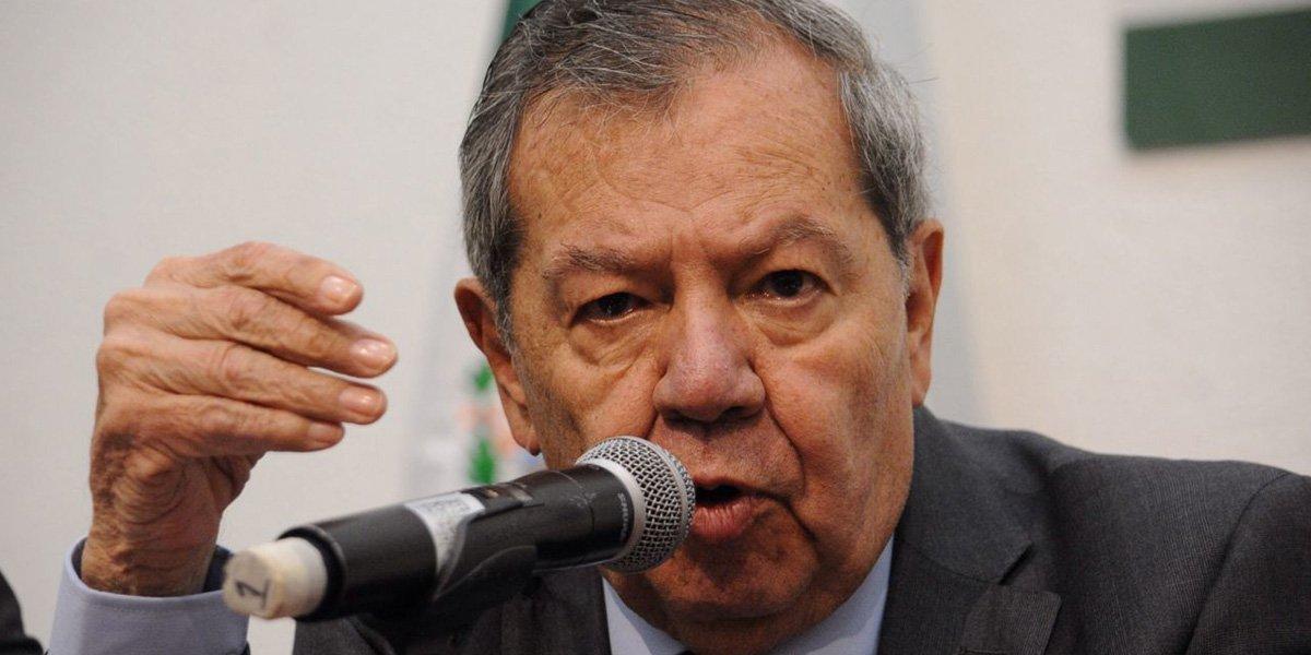 Muñoz Ledo destapa a Manuel Bartlett como aspirante a la Presidencia en 2024
