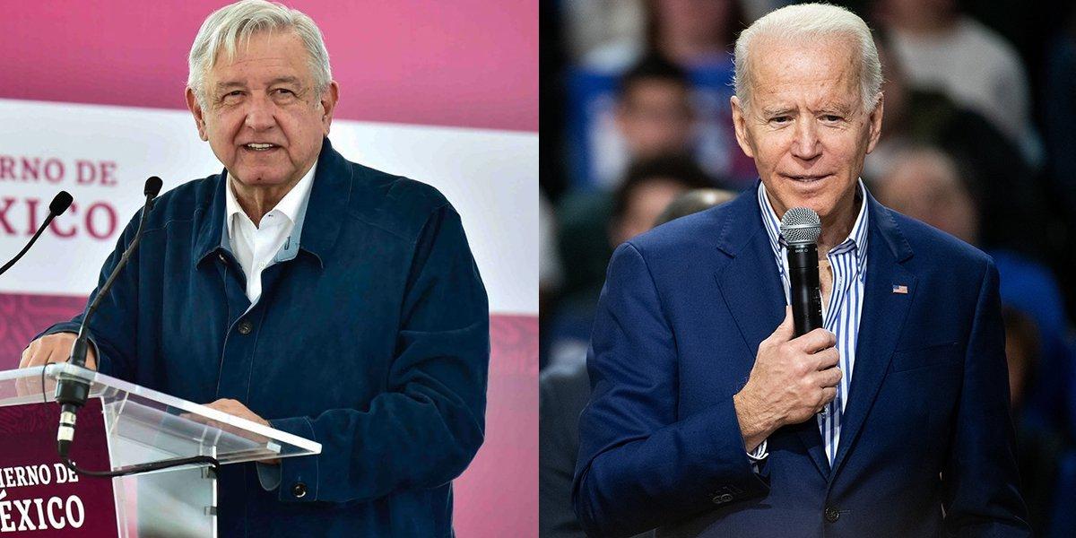 AMLO reitera invitación a Joe Biden durante diálogo de alto nivel con EUA