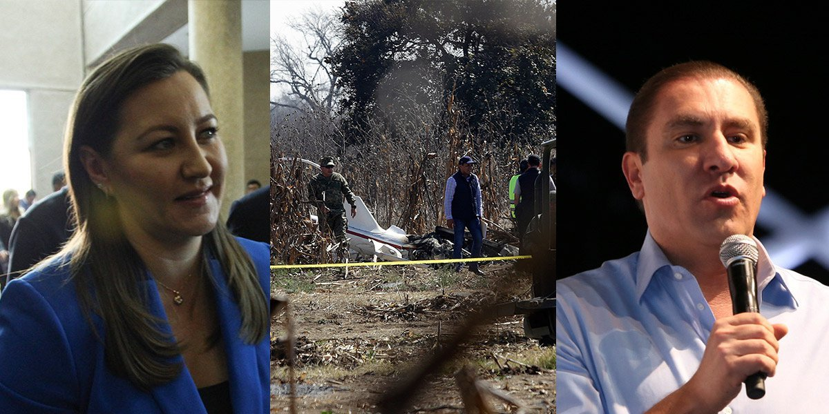 SCT informa que caso del accidente de los Moreno Valle está en manos del Gobierno de Puebla