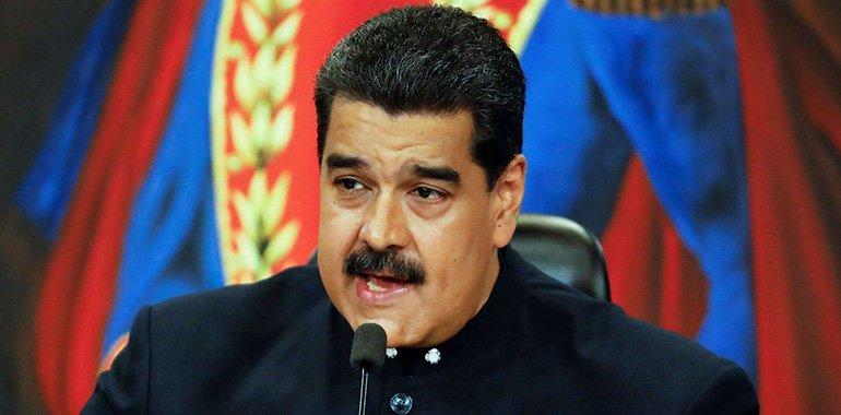 Maduro afirma que 'México nos ha recibido como hijos, con amor' tras cumbre de la Celac