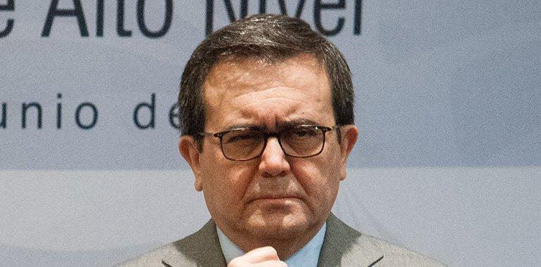 Ildefonso Guajardo apoyará determinación del PRI sobre reforma eléctrica de AMLO