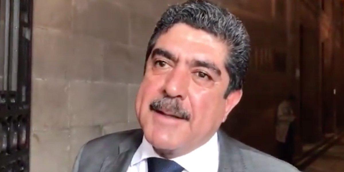 SSPC señala que Espino no ha dejado el puesto