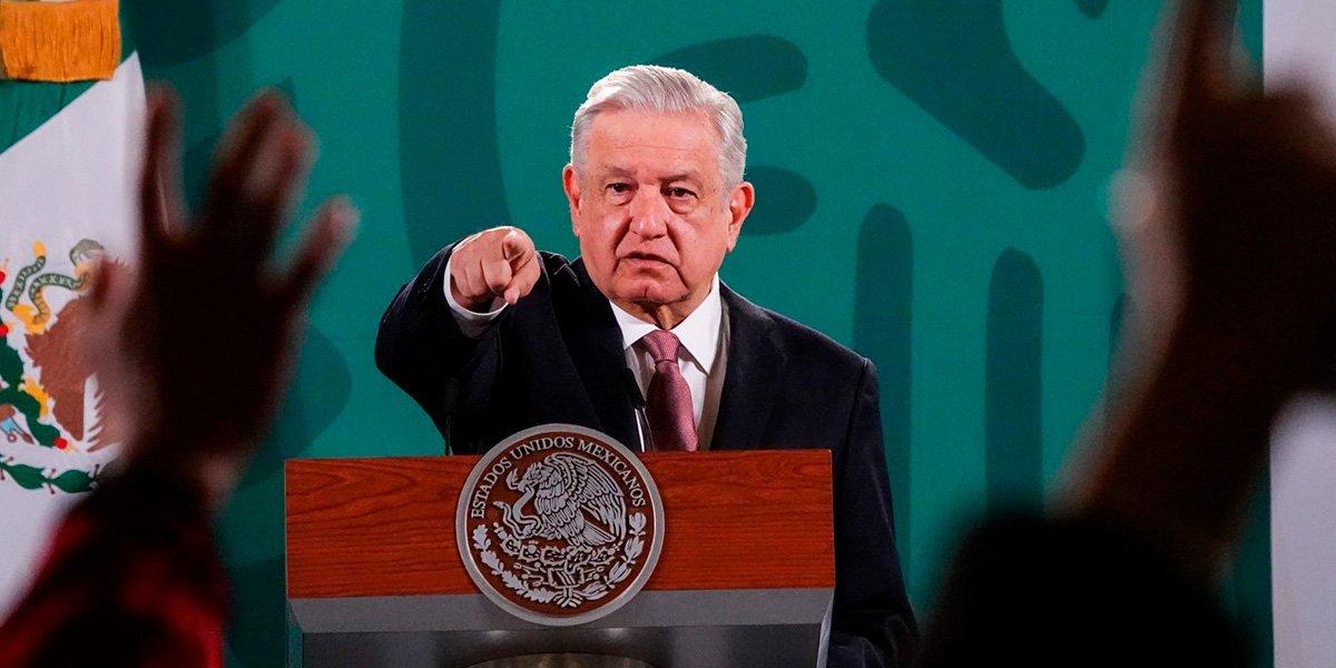 'No tengo ningún preferido ni preferida', dice AMLO sobre sucesión presidencial en 2024