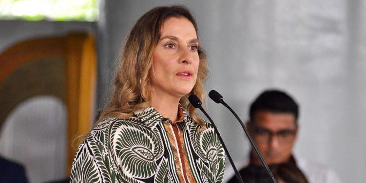 Gutiérrez Müller celebra que conmemoración por el día de La Raza haya perdido popularidad