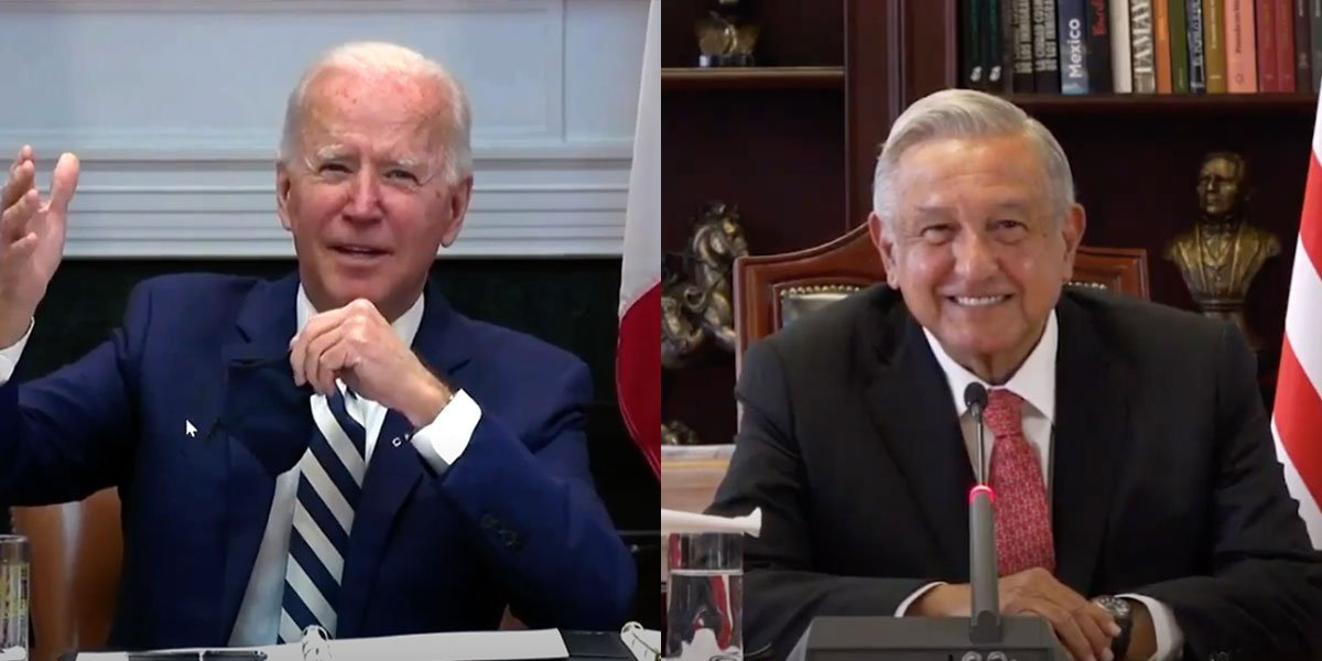Ebrard revela que AMLO y Biden se reunirán; todavía no hay fecha ni lugar