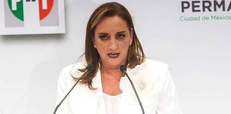 Posicionamiento de Claudia Ruiz Massieu en torno a Reforma Eléctrica no fue consultado con su bancada en el Senado