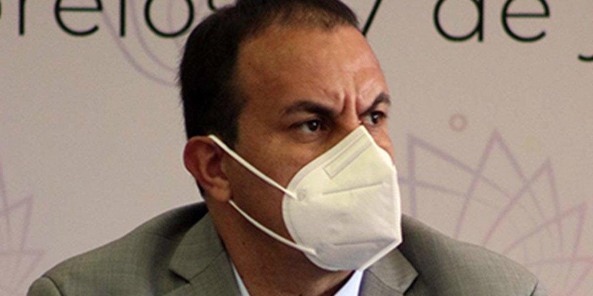 Cuahtémoc Blanco afirma que FGR investiga a narcopolíticos por recibir apoyo del crimen organizado