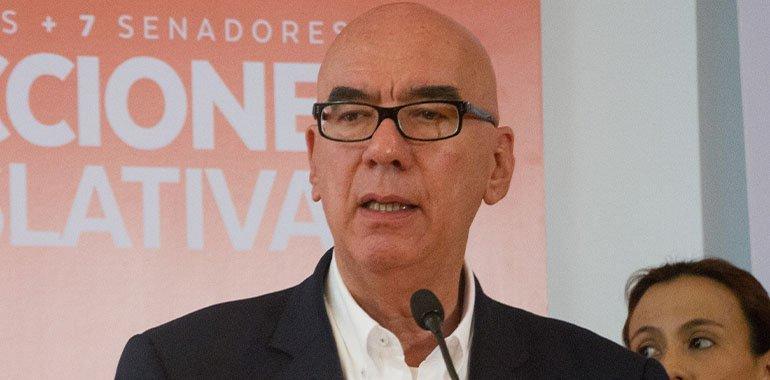 Dante Delgado propone pacto de civilidad en el Senado para que AMLO asista