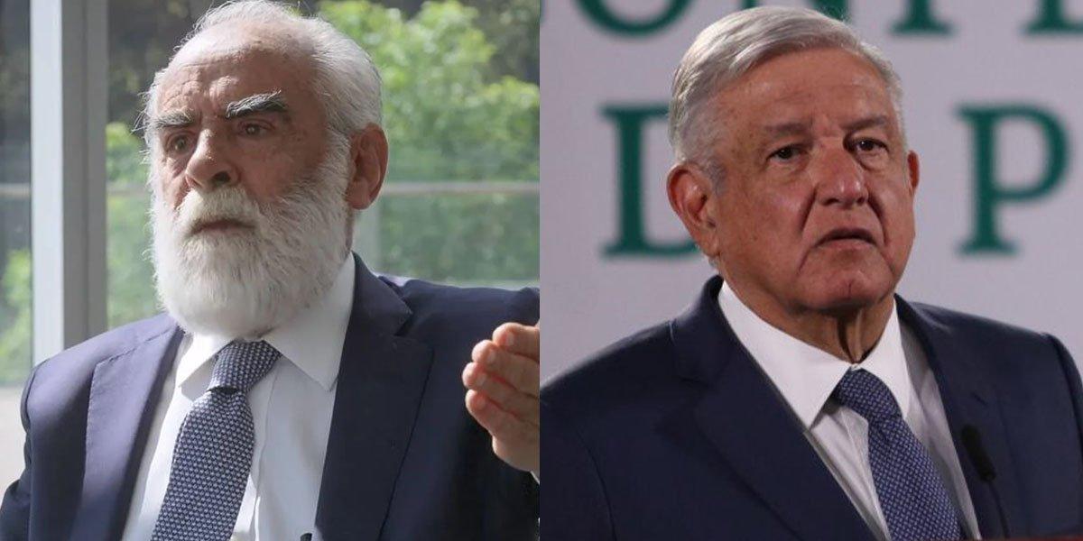 Diego Fernández le responde a AMLO: Morena y 4T son la verdadera 'promiscuidad política'