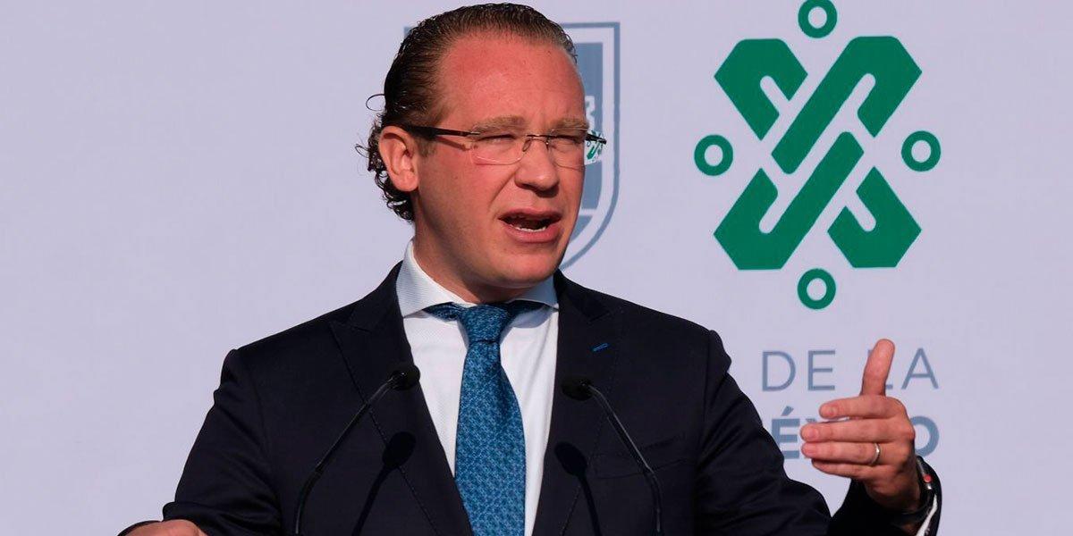 Santiago Taboada presenta controversia contra acuerdo de facilidades del Gobierno de CDMX
