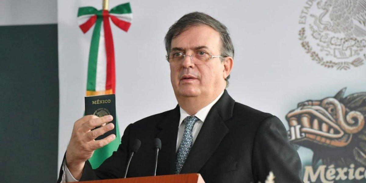 Ebrard acudirá a toma de protesta de Mauricio Kuri como gobernador de Querétaro