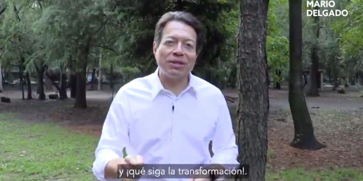 Morena emitirá convocatoria en noviembre para la candidatura a la gubernatura de Oaxaca