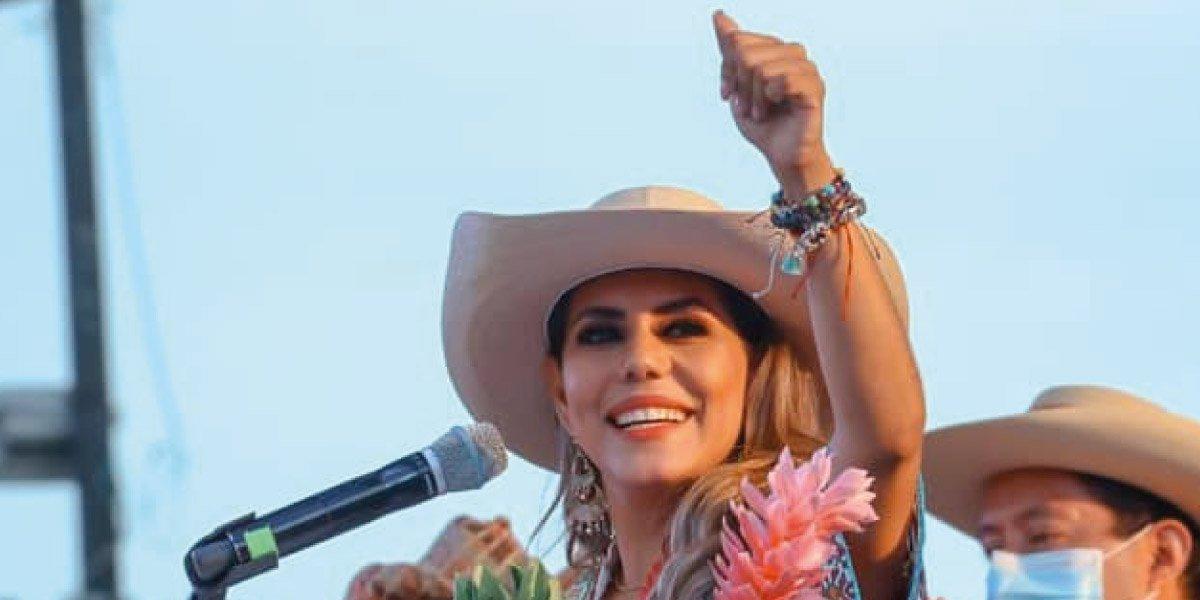 Estos son los avances y pendientes que deja Astudillo a Evelyn Salgado en Guerrero