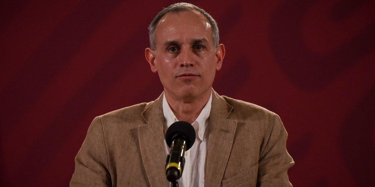 López-Gatell se dejó ver contra política de AMLO para no subir impuestos