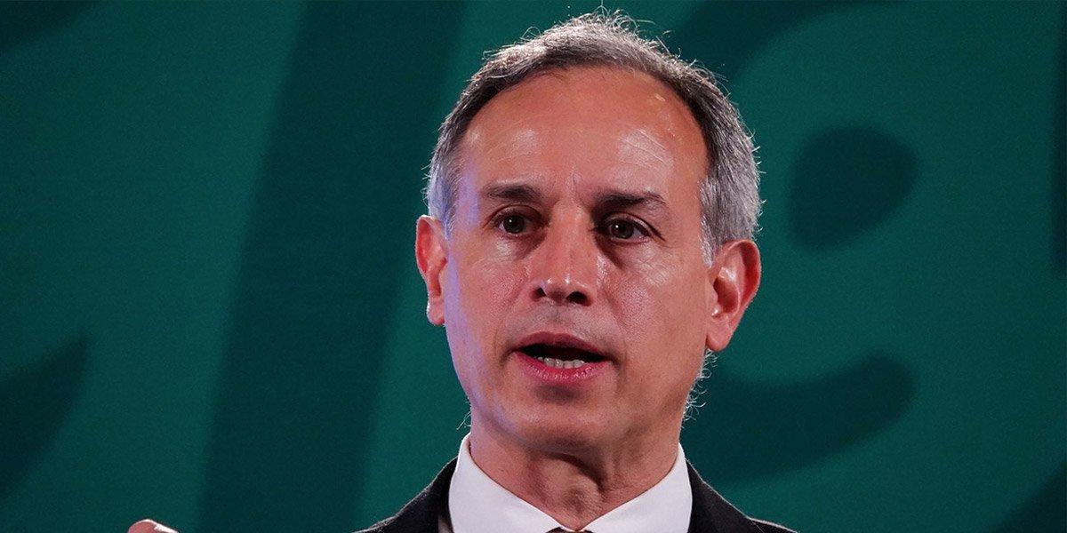 López-Gatell: van 8 semanas consecutivas de reducción de casos de COVID-19