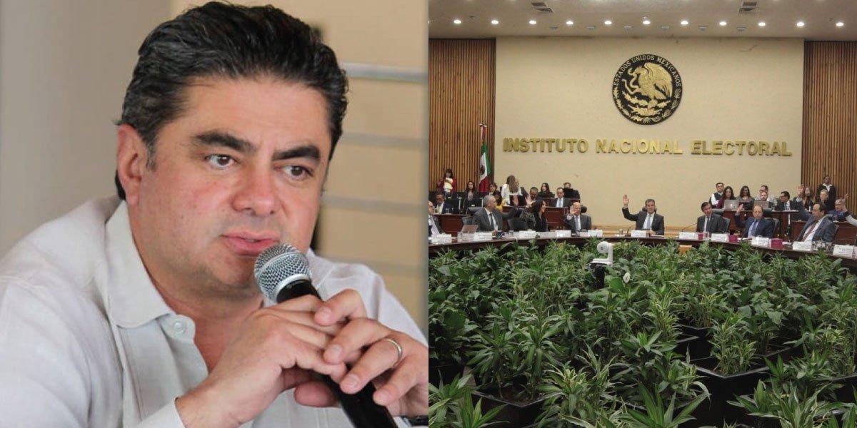 Rechaza PRD en San Lázaro reforma electoral que incluya la evaluación de consejeros