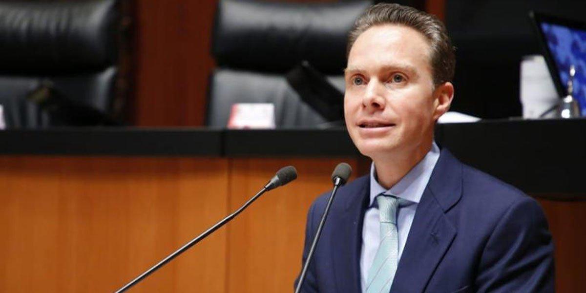 PVEM buscará mayoría calificada para aprobar reforma eléctrica: Manuel Velasco