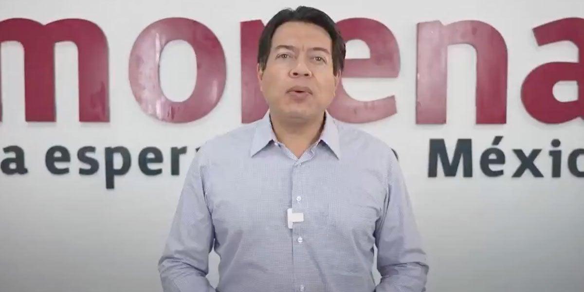 Delgado reitera que candidato o candidata de Morena para 2024 se decidirá a través de encuesta