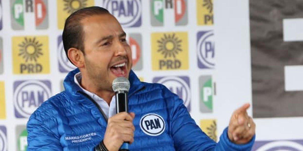 Marko Cortés afirma que 'no hay manera' de que el PRI diga que sí a la reforma eléctrica de AMLO