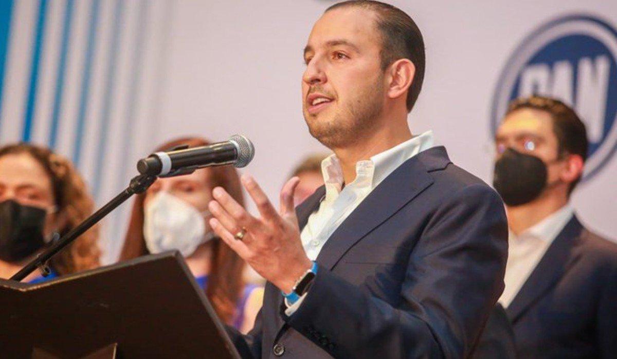 PAN confía en que el PRI se sume en contra de AMLO y su reforma eléctrica