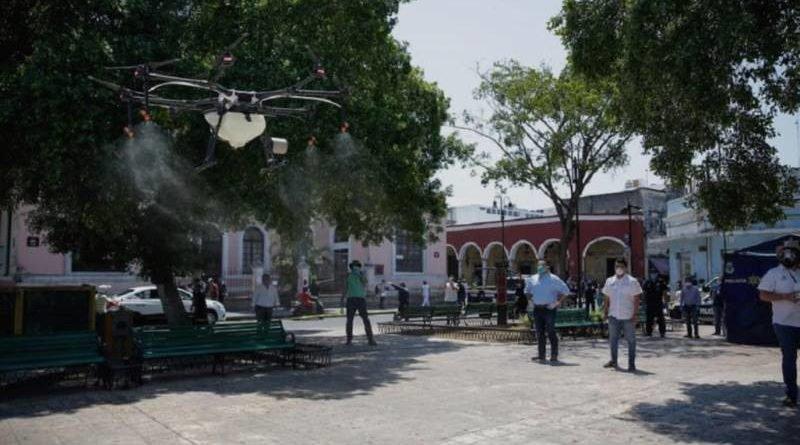 Mazatlán está en pláticas con Famex para que el municipio sea vigilado por drones ante la delincuencia