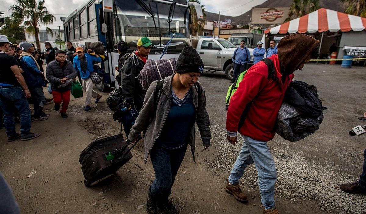 PAN exige que CNDH investigue agresiones del personal del IMN contra migrantes en las fronteras