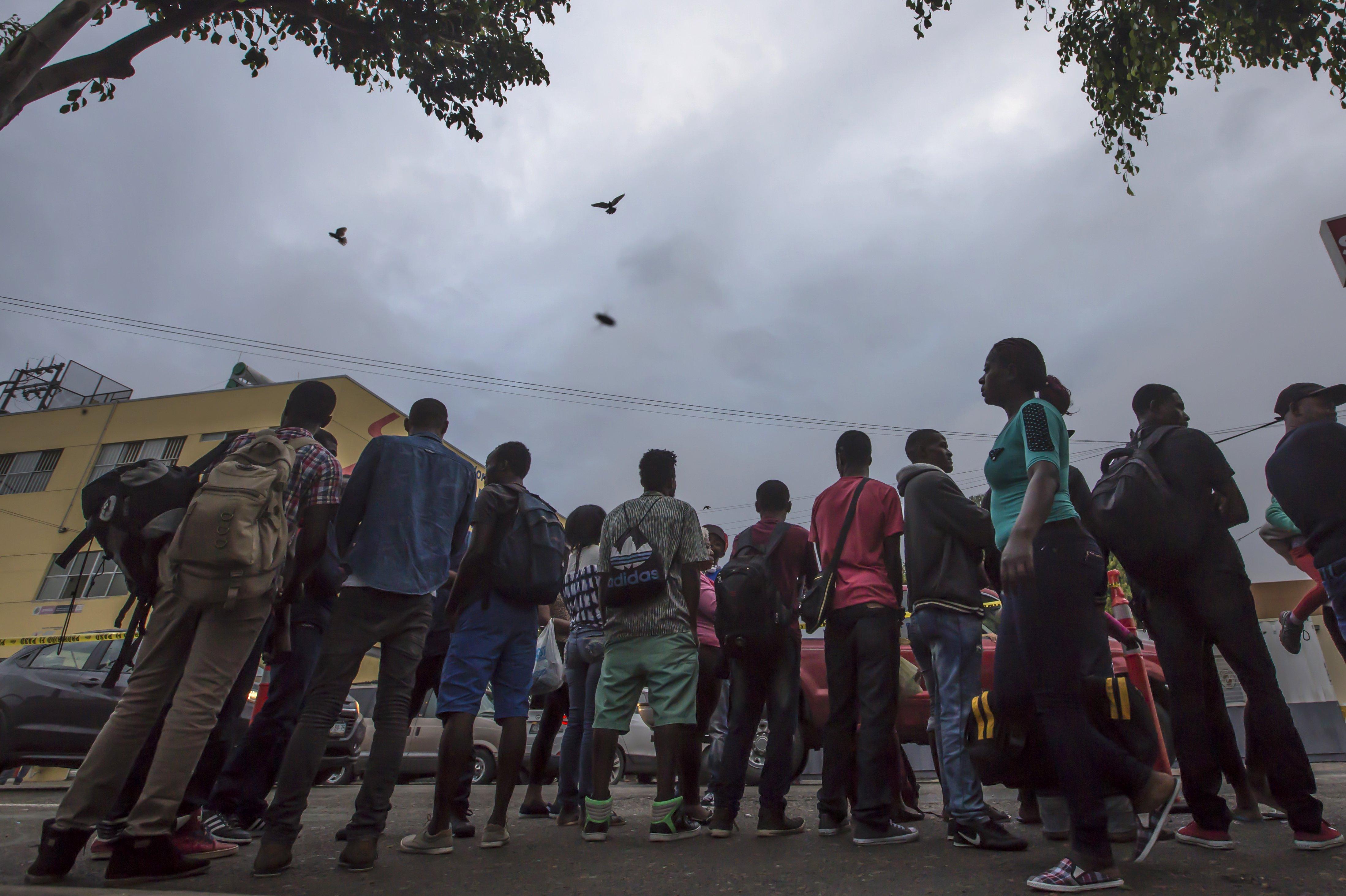 Segob otorgó la CURP a 142,500 refugiados extranjeros que solicitaron asilo y protección