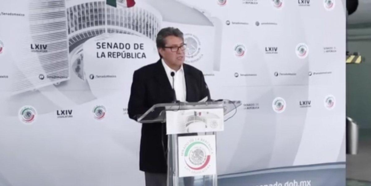 Monreal asegura que se buscará diálogo con FGR y Conacyt por el caso de los 31 académicos acusados