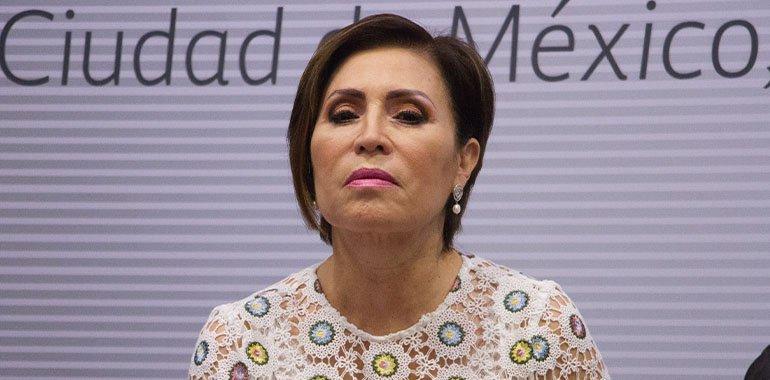 Rosario Robles gana amparo definitivo con el que podría salir de prisión