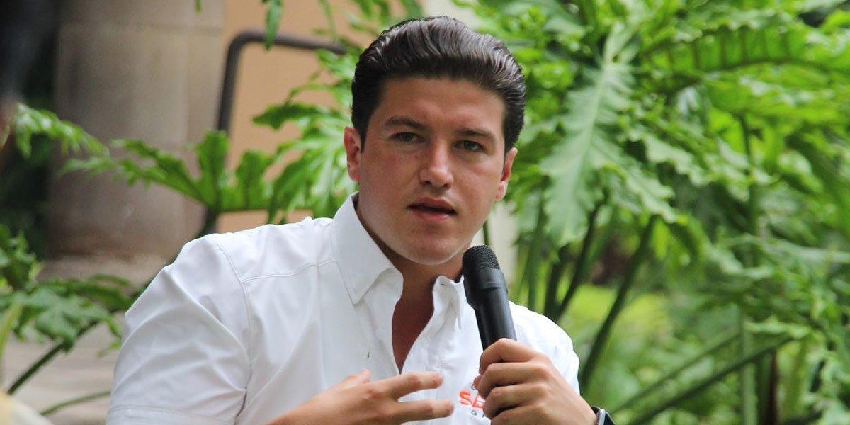 Samuel García firma convenio para garantizar todos los derechos a la primera infancia