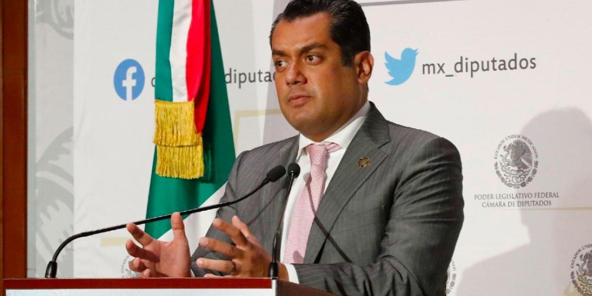 Gutiérrez Luna asegura que imágenes de Lozoya en restaurante mandan un mensaje de impunidad