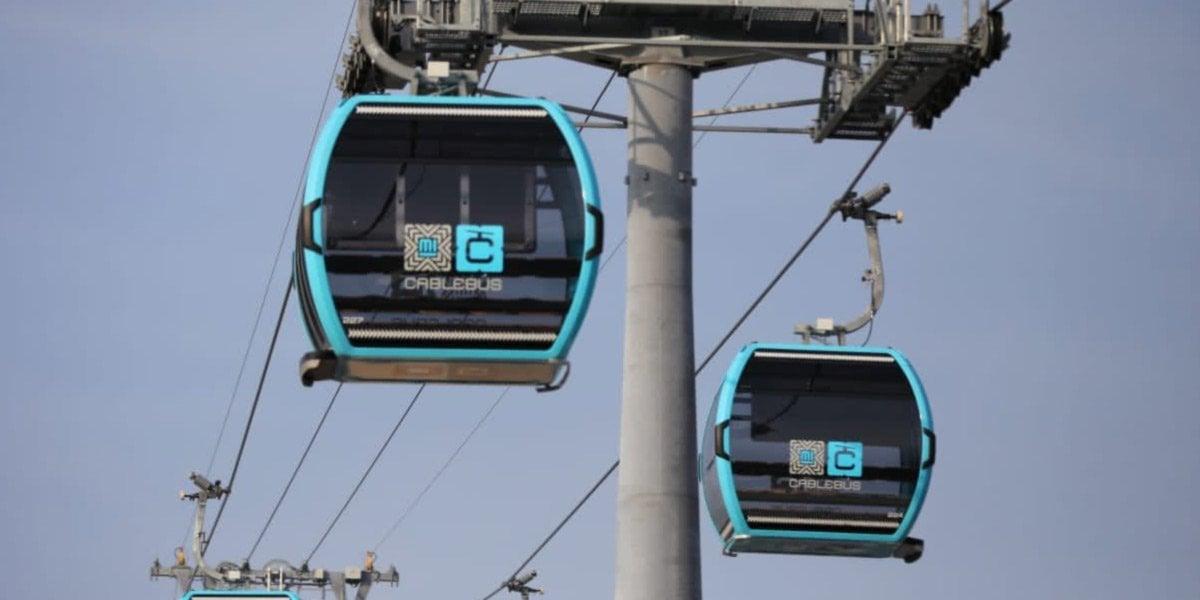 Línea 1 del Cablebús tendrá una parada técnica y permanecerá cerrada varios días