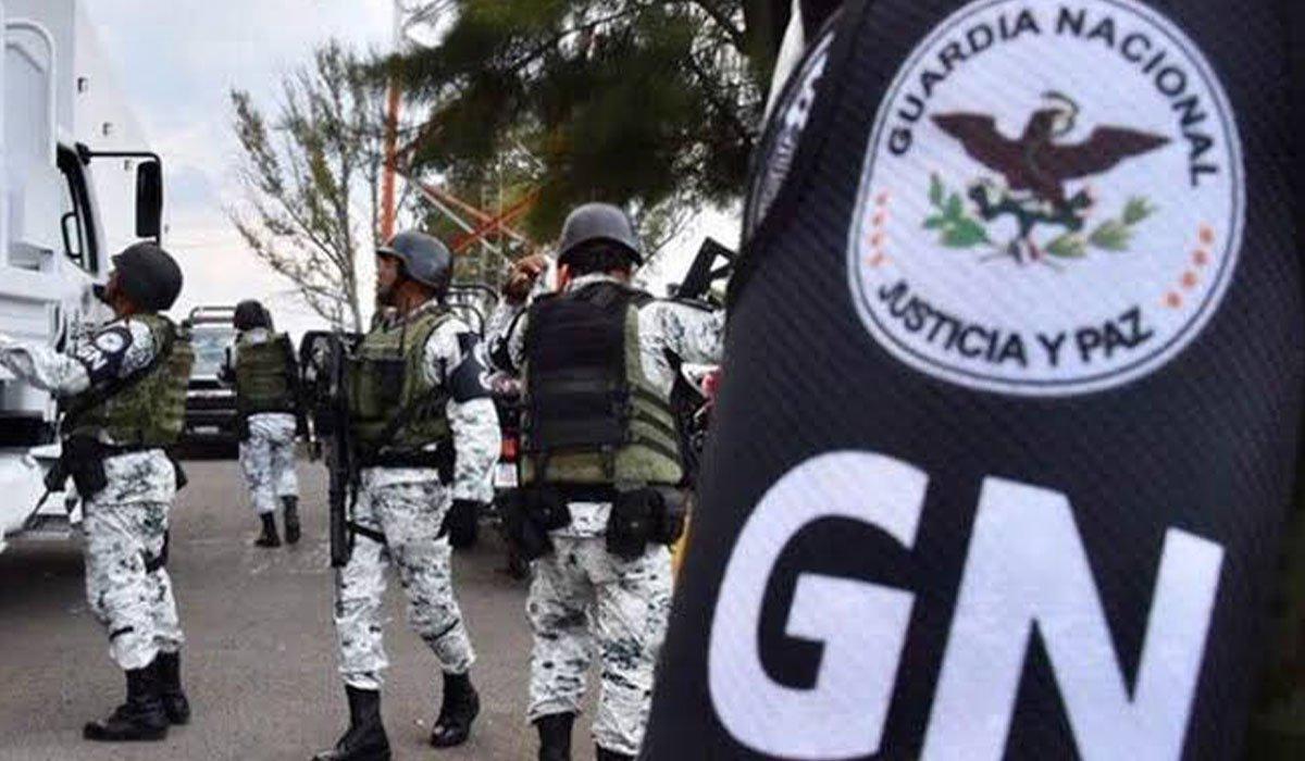 Fuerzas de seguridad estatales y federales blindan la edición 49 del Cervantino en Guanajuato