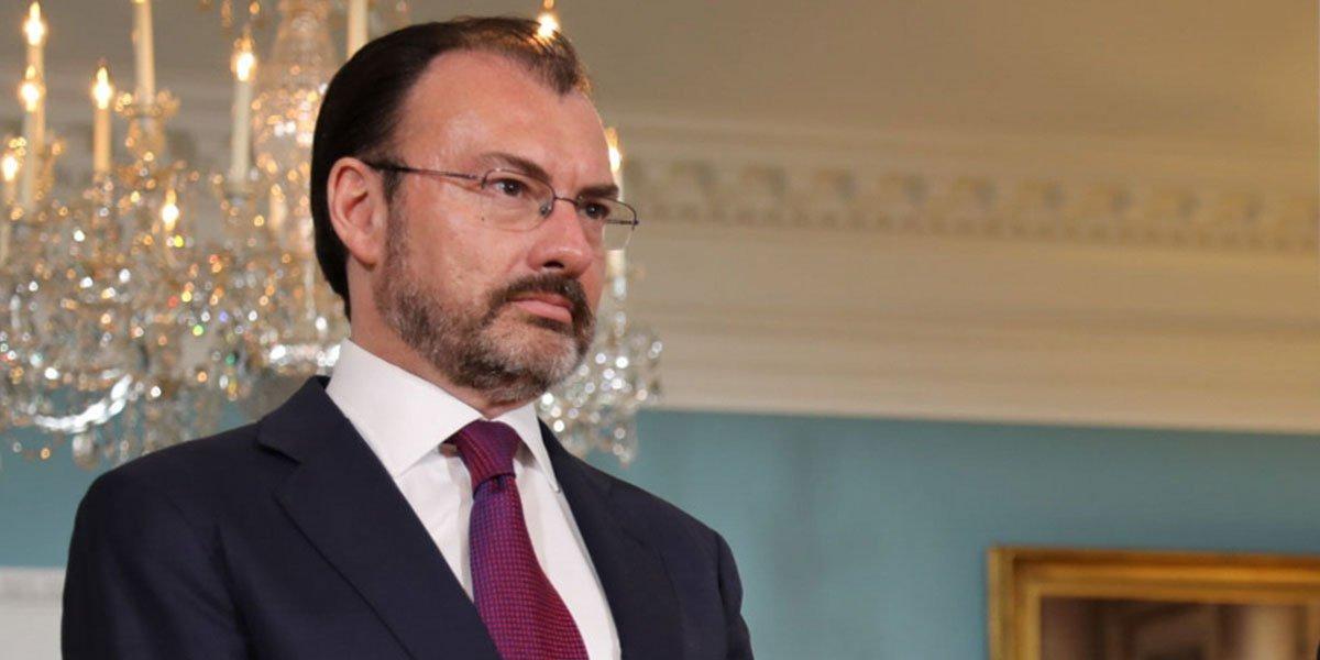 Jueces resolverán inhabilitación por 10 años de Luis Videgaray: AMLO